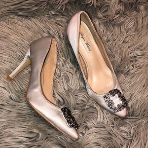 Royou viuoer hangisi heeled pointed shoeS 8.5 9